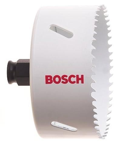 BOSCH HB412 Bi-Metal Power Change Hole Saw 4-1/8-Inch (Hole Saw Bosch An02)