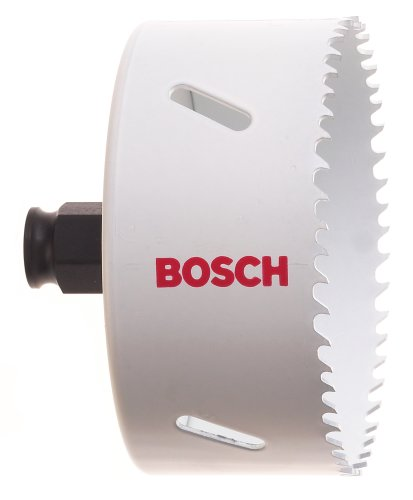 BOSCH HB412 Bi-Metal Power Change Hole Saw 4-1/8-Inch