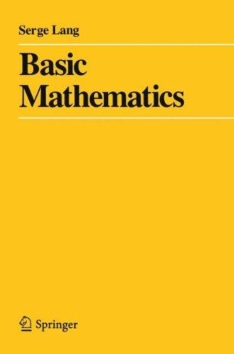 Pdf Math Basic Mathematics