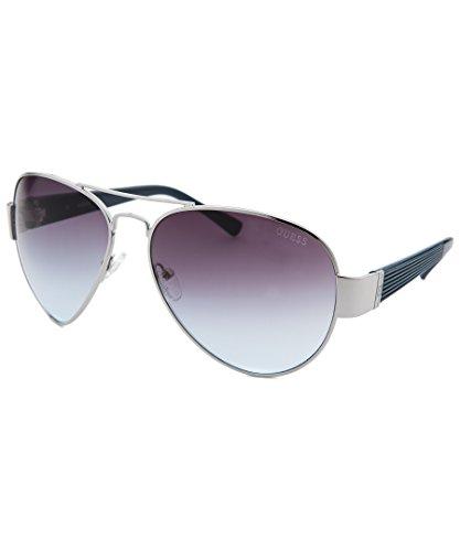 Eyewear Womens Aviator Sunglasses Silver Tone