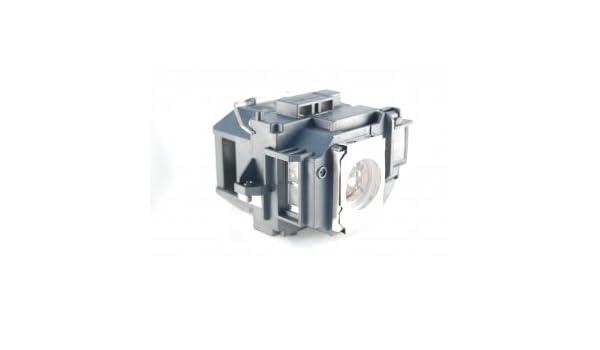 Fusion - Módulo de lámpara para Epson ELPLP58, V13H010L58, lámpara ...