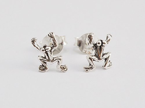 925-sterling-silver-earring-cartilage-for-women-ear-stud-helix-tiny-frog-2g-6mm-wide