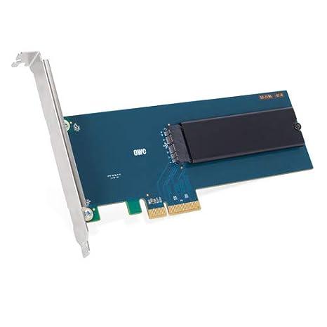 OWC SSD PCIe/Flash Carrier para más Apple 2013 A Actual SSD Flash ...