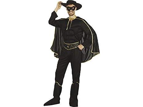 DISONIL Disfraz Bandido Hombre Talla M: Amazon.es: Juguetes y juegos