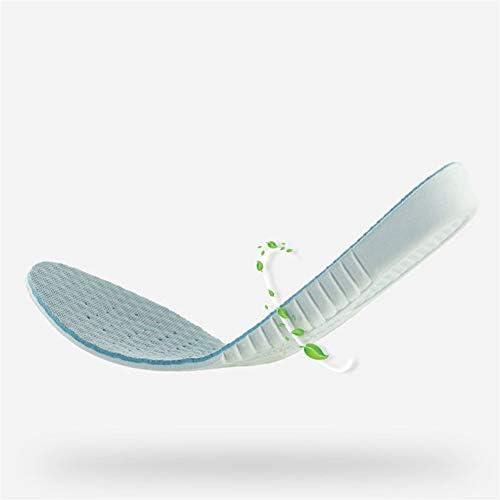 Victor Johnsond Air up Eva Höhe Zunahme Einlegesohlen for Männer/Frauen 1,5-3,5 cm bis invisiable Fußgewölbe orthopädische Einlagen Stoßdämpfung Puffer erhöhter (Color : 2.5cm, Size : 41)