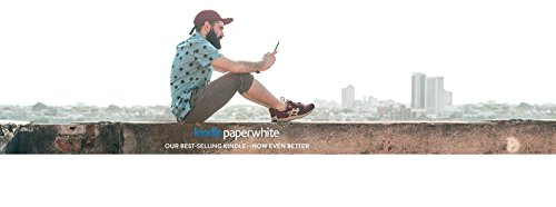 Kindle Paperwhite E-reader - Black, 6