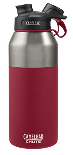 CamelBak Chute Vacuum Insulated Stainless Water Bottle, 40oz