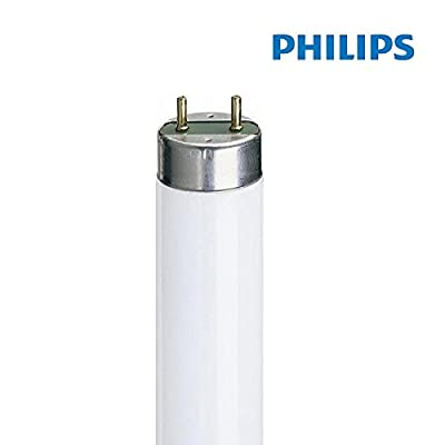 10 x 61cm 18w Tube Fluorescent T8 Triphoshor 865 6500k Philips 18865