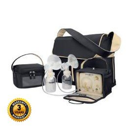 Medela Pump In Style Advanced Breast Pump - The Metro Bag with (Style Advanced Metro Bag)