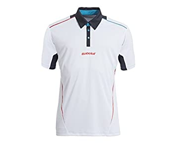 Babolat Performance Upper Body Fabric Polo Match Men