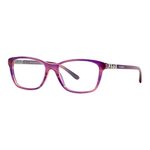 Eyeglasses Bvlgari BV 4097B 5254 STRIPED - Frame Violet