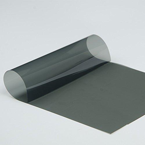 HOHO Auto Car Glass Tint 100% UV Proof Shade 15% Privacy Side Window Tint - Shades Tints