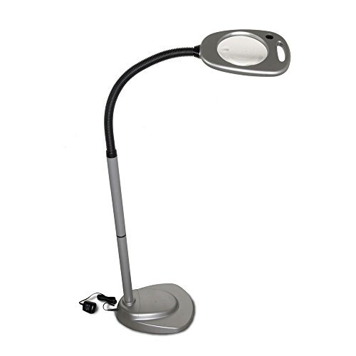 Mighty Bright Led Floor Light Magnifier in US - 3
