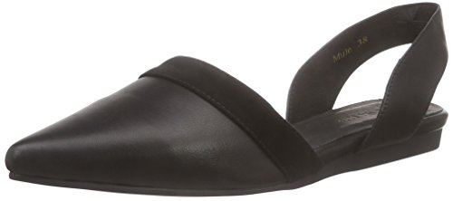 SHOE THE BEAR Mule Black - Mules Mujer Negro (Black)