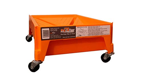 Zorr Corp RTP-411 Roll A Tray, Orange
