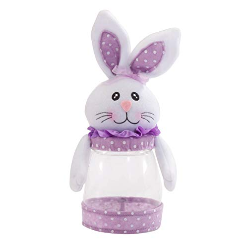 (Easter Bunny Treat Jar, 9 ¼