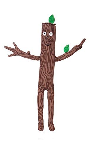 Tree Man Costume (The Gruffalo 60573 Stick Man Plush Toy,)