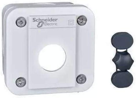 Schneider elec pic - mss 53 11 - Caja vacia xale 1 taladro: Amazon.es: Bricolaje y herramientas
