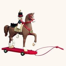 A Pony for Christmas 2008 Hallmark Keepsake Christmas - Ornament 2008 Christmas Tree