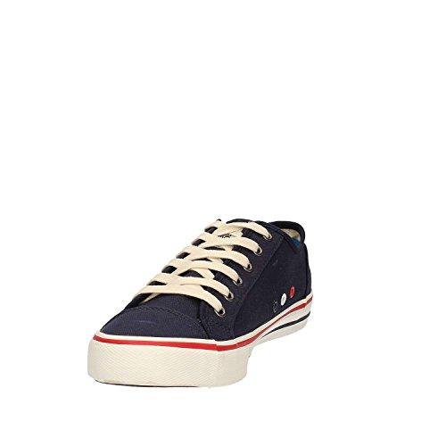 Sneakers Hilfiger Tommy Blu FM0FM00324 Uomo E1qw7S