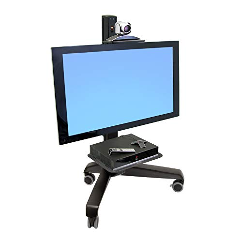 Ergotron LX Video Conferencing Cart, Ultra