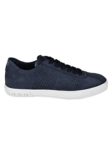 Sneaker Tods Blu in Tods Sneaker nabuk Blu Basse XXM0XY0X990D6Y Ef6z5xq