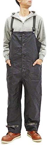 Buzz rickson`s Men`s U.S.Navy Deck Pants Military Overalls Civilian Model BR41760 / Buzz rickson`s Men`s U.S.Navy Deck Pants Military Overalls Civilian Model BR41760