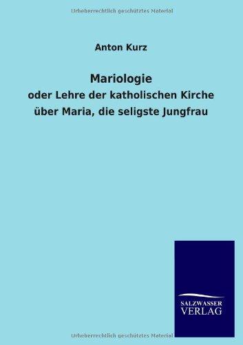 Mariologie (German Edition) pdf