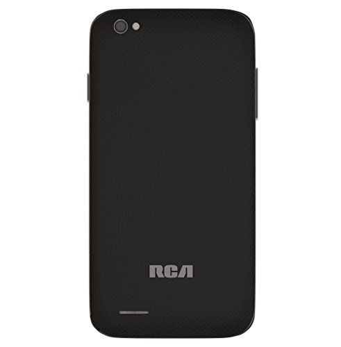 RCA G1 5.5'' Hd, Unlocked Dual Sim, 8Mp Camera, 8Gb Rom, 1Gb Ram, android 4.4 – Black by RCA (Image #3)