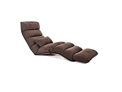 Do4U Relaxing Folding Lazy Sofa Chair And Comfortable Couch Beds Lounge Sofa  (Lounge Chair,