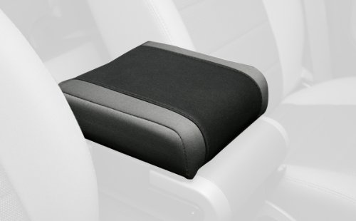 Rugged Ridge 13107.09 Black & Grey Neoprene Arm Rest Pad