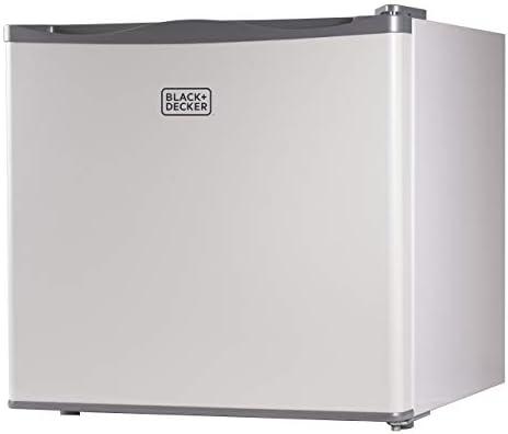 Black + Decker BUFK12W congelador vertical compacto de una sola ...