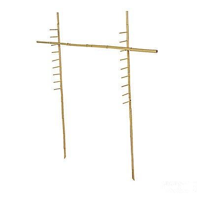 Bamboo Limbo Game Kit with Base