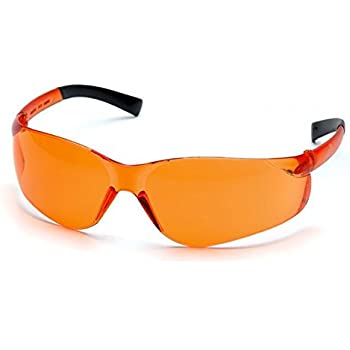 4c6bc671404 Pyramex Ztek Safety Glasses - Orange Lens