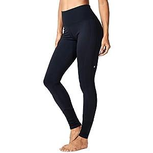 CRZ YOGA Femme Legging de Sport Pantalon Yoga Fitness Taille Haute-73cm