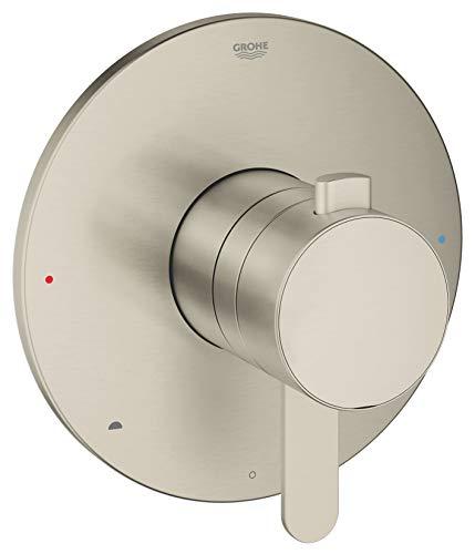 Grohflex Cosmopolitan Dual Function Pressure Balance Trim With Control Module ()