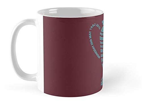 Aston Villa European Cup 1982 Mug - 11oz - The most meaningful gift for family and friends.