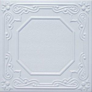 faux ceiling tile 20x20 lisbona white foam - White Ceiling Tiles