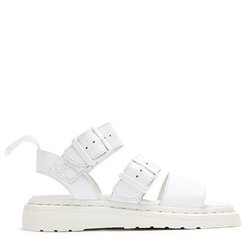 Dr. Martens Gryphon Fashion Sandal 16821100 White Sz Uk 8