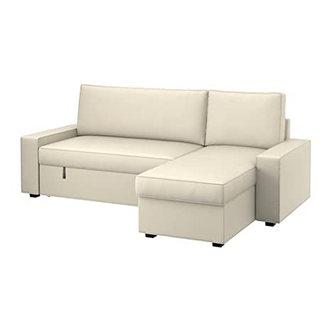 Ikea VILASUND - Cubierta sofá-Cama con Chaise Longue ...