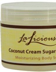 LaLicious - Extraordinary Whipped Sugar Scrub - Gluten & Paraben-Free, 2 Ounces