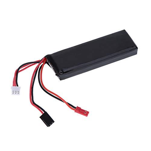 2200mAh 7.4V 8C Controller Li-Po Battery for Walkera DEVO 4/7E/6S/8S Transmitter Li-Poly RC Battery ZOP Power Lipo - 7.4v Battery Poly Li