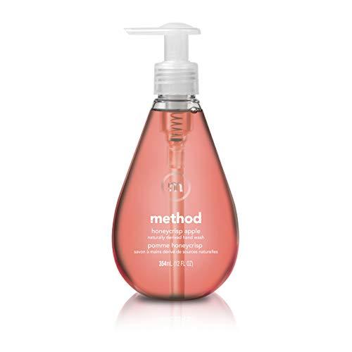Method Gel Hand Soap, Honeycrisp Apple, 12 Ounce ()