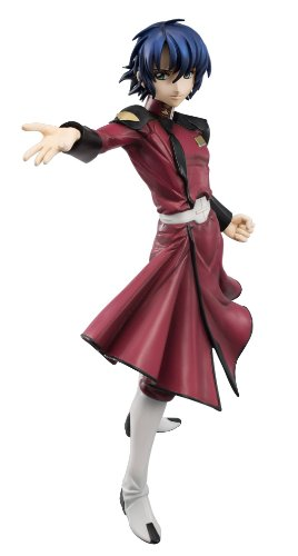 Megahouse Mobile Suit Gundam Seed: Athrun Zala G.E.M. PVC Figure