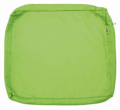 QQbed Outdoor Patio Chair Washable Cushion Pillow Seat Covers Large 20