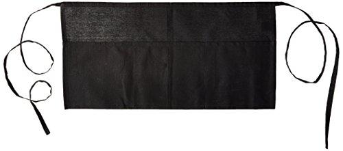 Mark Richards Wear'm? 154 3-Piece Waist Apron, Black
