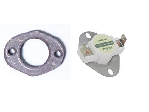 Avalon Pellet Stove Low Limit Sensor Switch Avanti PI, Avanti PS, Avalon® AGP, Newport Bay PI, Newport PS, w/Gasket - 250-00313