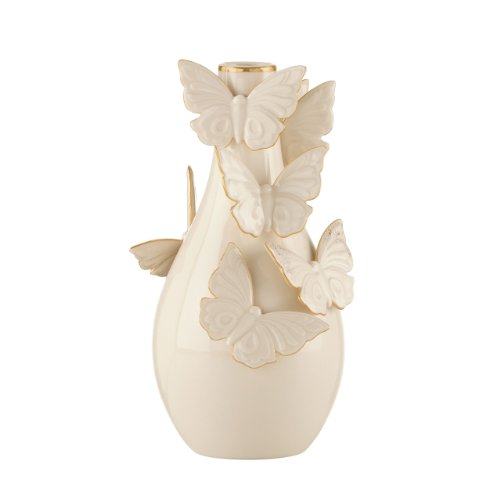 Lenox Flutter Bud Vase, 7-Inch ()