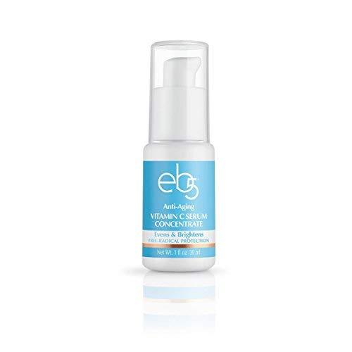 eb5 Vitamin C Facial Serum | Naturally Brightens & Fights Wrinkles and Dark Spots (1 fl - Vitamin Serum C Rx C