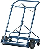 Wesco 210124 Professional Series Double Cylinder Hand Truck